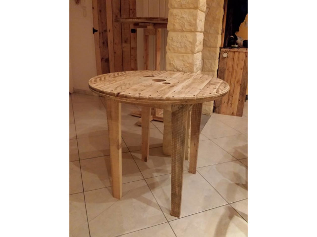 table en palette