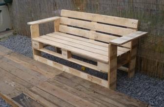 Quelques nouvelles idée de creation de meuble en palette