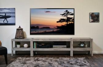 Des idées de meuble tv en palette