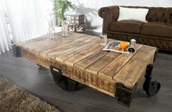 fabriquer ses meubles en bois de palette